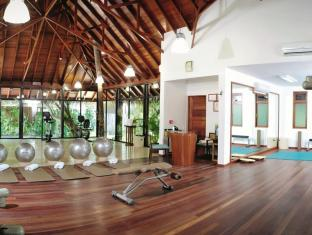 Constance Halaveli Maldives Islands - Fitness Room