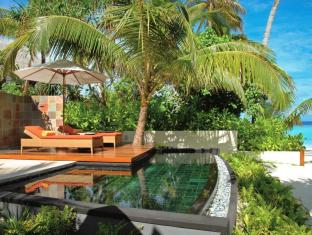 Constance Halaveli Maldives Islands - Beach Villa Pool