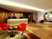Singapore Hotel   reception
