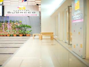 Budacco Hotel Bangkok - Entrance