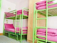 Bed in 10 Bed Mixed Dormitory Ensuite