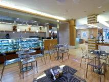 TIME Ruby Hotel Apartments: restaurant