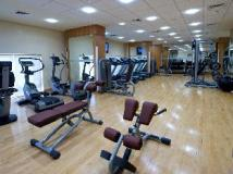 TIME Ruby Hotel Apartments: fitness room
