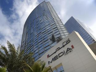 Media One Hotel Dubai - Hotel Exterior