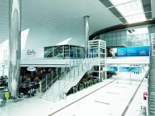 Dubai International Airport Hotel Dubai - Uitzicht