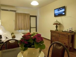 Berger Hotel Tiberias - Guest Room