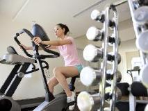 Lealea Garden Hotels - Taipei: fitness room