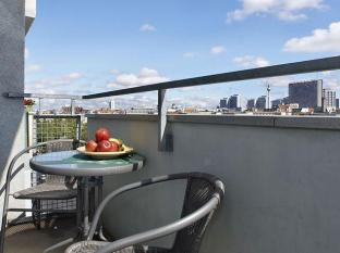 A & B Apartment & Boardinghouse Berlin Berlin - Altan/Terrasse