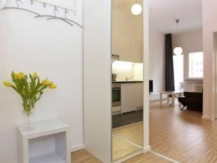 A & B Apartment & Boardinghouse Berlin Berlin - Hotellet indefra
