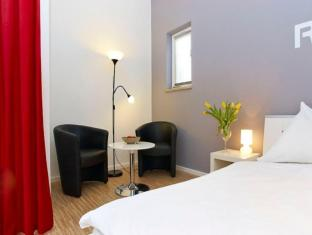 A & B Apartment & Boardinghouse Berlin Berliini - Hotellihuone