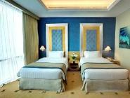 Standaard kamer met Kingsize Bed of 2 aparte bedden