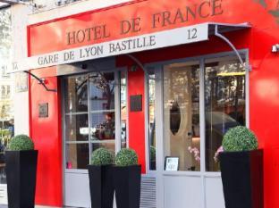 Hôtel de France Gare de Lyon Bastille Paris - Entrance