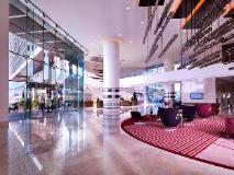 Radisson Blu Hotel Abu Dhabi Yas Island: lobby