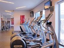 Radisson Blu Hotel Abu Dhabi Yas Island: fitness room