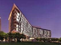 Radisson Blu Hotel Abu Dhabi Yas Island: exterior