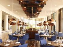 Radisson Blu Hotel Abu Dhabi Yas Island: restaurant