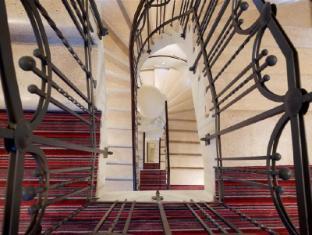 Red & Blue Design Hotel Prague Prag - Hotel Innenbereich