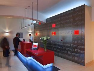 Red & Blue Design Hotel Prague Prague - Reception