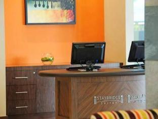 Staybridge Suites Yas Island Hotel Abu Dhabi - Reception