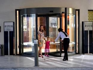 Staybridge Suites Yas Island Hotel Abu Dhabi - Entrance