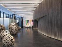 Crown Metropol Hotel: interior