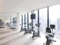 Crown Metropol Hotel: fitness room