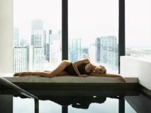 Crown Metropol Hotel: swimming pool