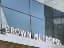 Crown Metropol Hotel: exterior