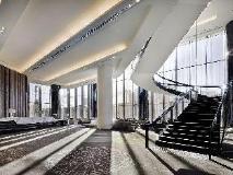Crown Metropol Hotel: lobby