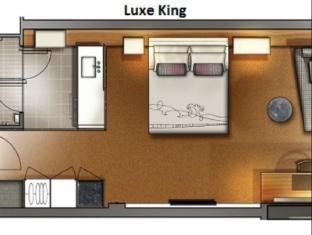 Crown Metropol Hotel Melbourne - Luxe King