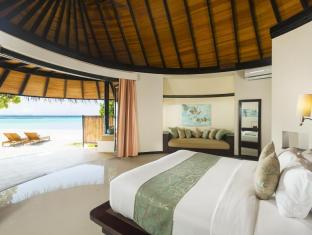 The Sun Siyam Iru Fushi Luxury Resort Maldives Islands - Beach Villa with ocean views