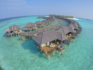 The Sun Siyam Iru Fushi Luxury Resort Maldives Islands - Over water villas
