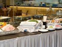 Noah's Ark Resort: buffet