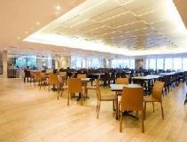 Noah's Ark Resort: restaurant
