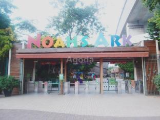 Noah's Ark Resort Hong Kong - Main Entrance