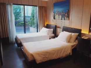 Noah's Ark Resort Hong Kong - Twin Bed