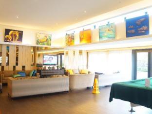 Noah's Ark Resort Hong Kong - Reception