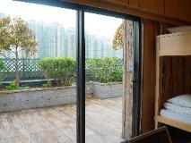 Noah's Ark Resort: balcony/terrace