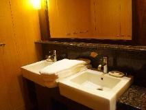 Noah's Ark Resort: bathroom