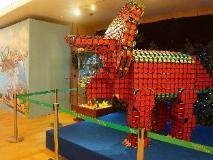 Noah's Ark Resort: interior