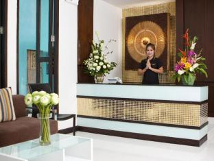 Amber Residence Пхукет - Стойка регистрации