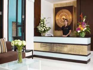 Amber Residence Phūketa - Viesnīcas interjers