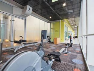 Y Loft Youth Square Hong Kong - Fitness Center