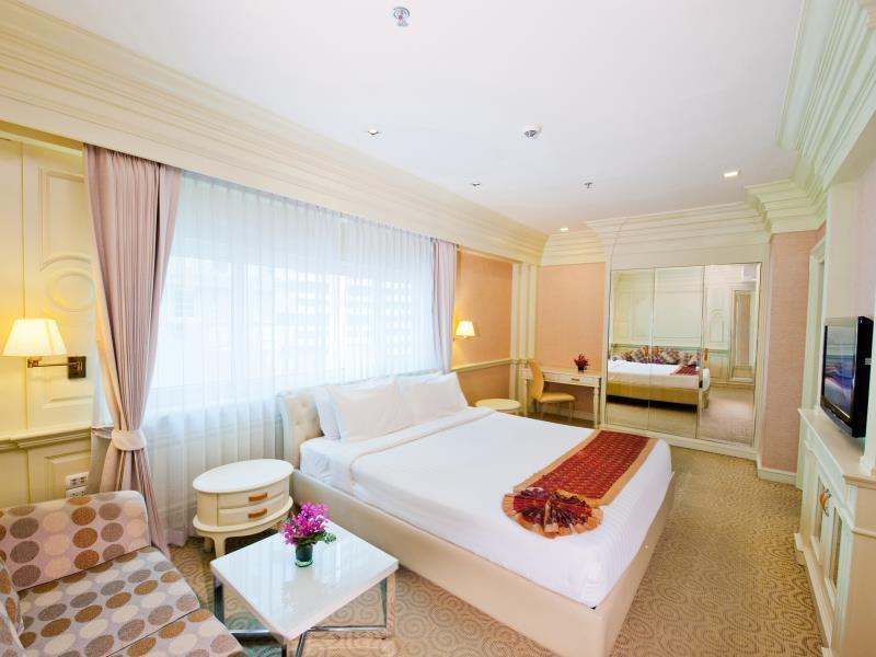 kingston suites hotel bangkok