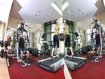 Philippines Hotel | fitness room