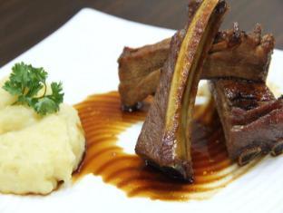 Sarrosa International Hotel and Residential Suites Cebu - Restaurant
