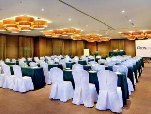 Grand Aston City Hall Hotel & Serviced Residences Medan - Salle de réunion
