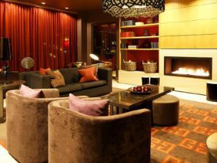 아디나 아파트먼트 호텔 베를린 하프트바노프 베를린 - 로비