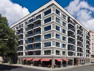 Adina Apartment Hotel Berlin Hauptbahnhof Берлин - Экстерьер отеля