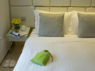 iclub Wan Chai Hotel Hong Kong - Hotellihuone